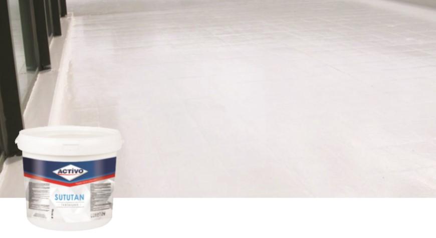 Akrilik Esaslı UV Dayanıklı Kullanıma Hazır Su Yalıtım Malzemesi AC 3500 ELYAFLI
