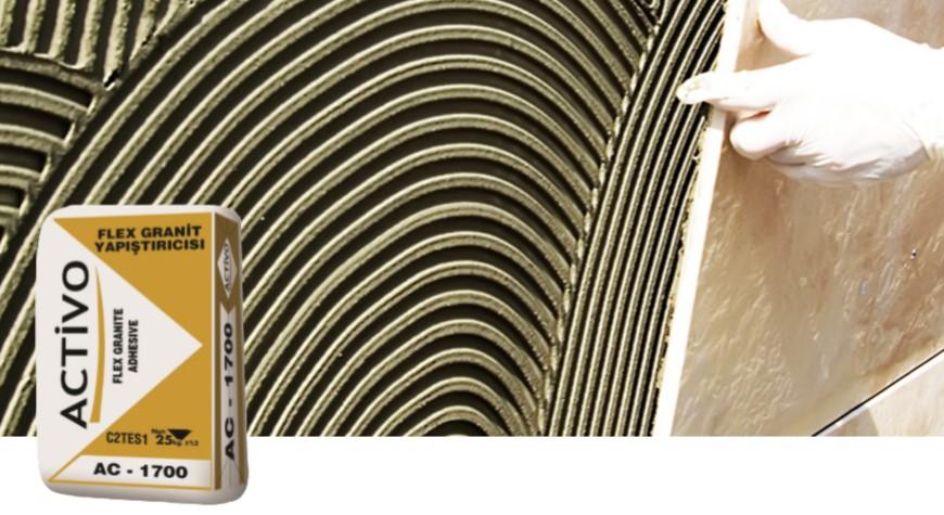 Flex Seramik Granit Yapıştırma Harcı AC 1700 FLEX