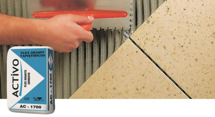 Granit Seramik Yapıştırıcı AC 1700 Granit