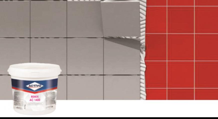 Pasta Tipi Seramik Yapıştırıcısı (Kullanıma Hazır) AC 1400-REMIX