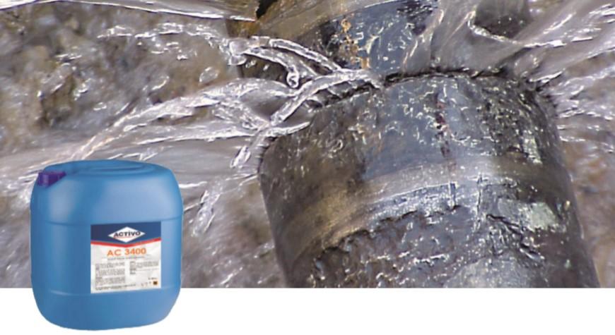 Tesisat Kaçak Tamir Kimyasalı AC 3400