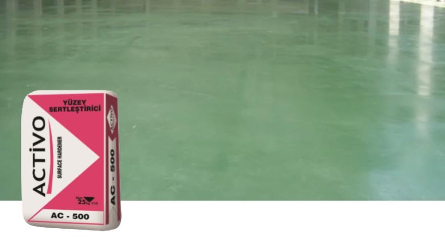 Zemin Sertleştirici AC 500 SURFACE Q